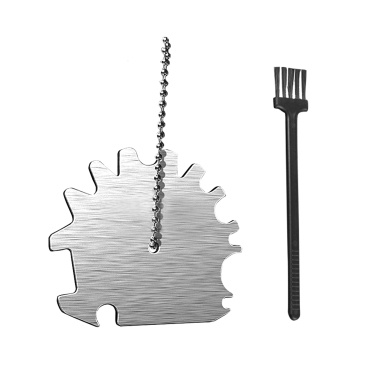 Stainless Steel BBQ Grill Scraper