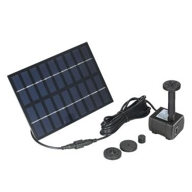 Decdeal Solar-Powered Pump