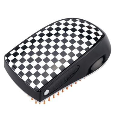 Compact Hair Brush Mist Brush Hair Spray Massage Comb Magic Anti-static Brush Curly Hair Comb