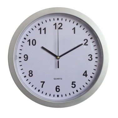 10 Inch Modern Versatile Wall Clock Secret Safe Money Home Security Stash Stuff Storage Container Concealed Box Plastic Jewelry Decoration