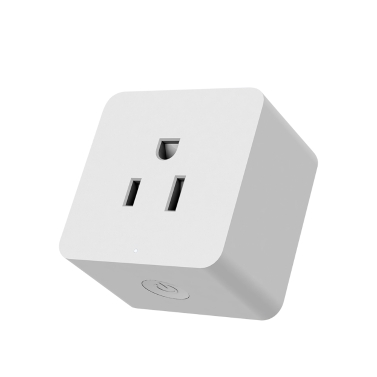 WiFi Smart Home Plug Mini Wireless Smart Socket US Plug Timer Switch Power Remote Control Home Appliance Anywhere Smart Phone APP Support Amazon Alexa Echo/Google Home Hub Required