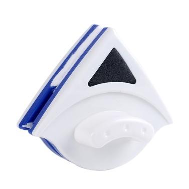 Triangular-Magnetic Double-sided 3-8mm Nettoyeur de vitres seulement € 8.6