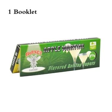 1 Broschürenrolle Zigarettenpapier Sorte Juicy Fruit Flavored Cigarettes Rollenpapierhalter