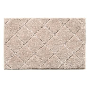 Badteppich aus weicher Polyester-Mikrofaser