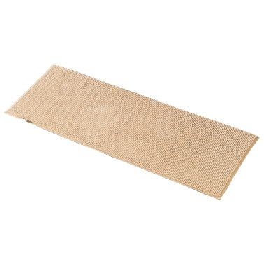 Bath Mat Soft Chenille Floor Rug