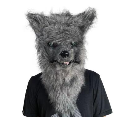 Máscara de Cosplay vívida do Dia das Bruxas
