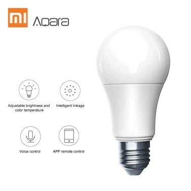 Aqara ZNLDP12LM LEDs Intelligente Lampe Helligkeit und Farbtemperatur frei einstellen APP Remote Control Timing Switch