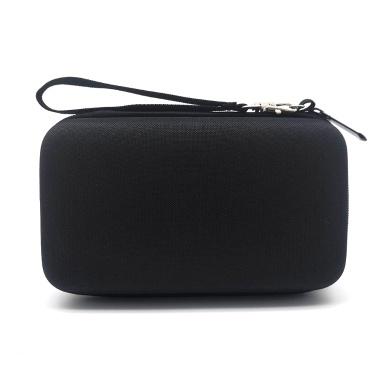 Bolsa de almacenamiento de termómetro digital portátil Estuche de almacenamiento cosmético Bolsa de transporte con cremallera portátil