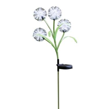 LED Solar Blumenleuchten