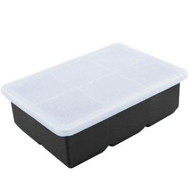 6 Grids Ice Cube Trays
