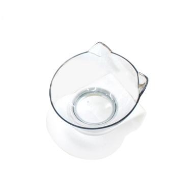 Double Cat Bowl Pet Food Water Bowl