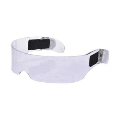 Occhiali luminosi a LED Occhiali luminosi Occhiali con visiera elettronica