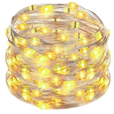 20m 200 Lichter Lichterketten LED-Lichter