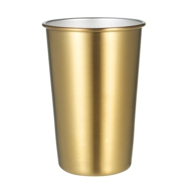 500ML Gold Color Stainless Steel Cup