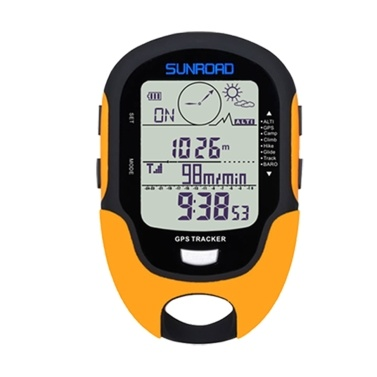 Sunroad FR510 Multifunction LCD Digital equipement