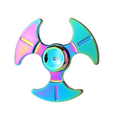 Bunte Anti-Angst 360 Fidget Focus Stress Relief Spielzeug für Kinder Erwachsene Ultra Durable High Speed Rainbow Spinner