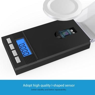 Homgeek High Precision Professional Digital Milligram Scale
