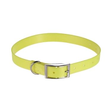 SSC002TY TPU Hundehalsband Einstellbare Durable Waterproof Hundehalsband Strap Pure Farbe