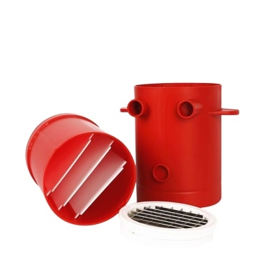 Potatoes French Fries Maker Potato Slicers Container