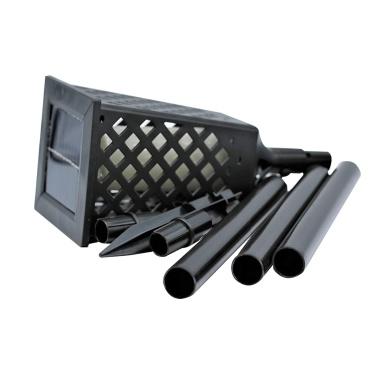 Waterproof Dancing Flame Light Solar LED Torch Light