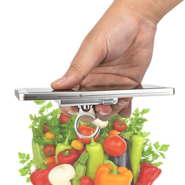 Multi-function Portable Electronic Scale Mobile Phone Brackets