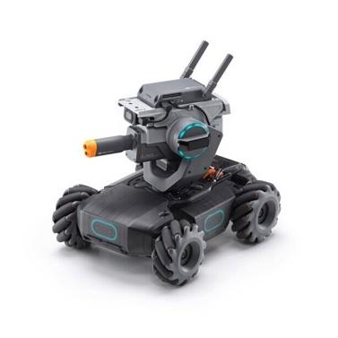 DJI Robomaster S1 Robô educacional inteligente APP Control Robot com módulos programáveis Scratch e codificação Python