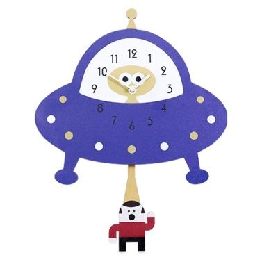 Wall Clock Kids Room Decorative Clock