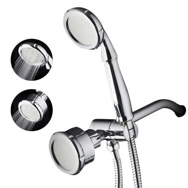 Handheld Shower Head Rain Showerhead Combo