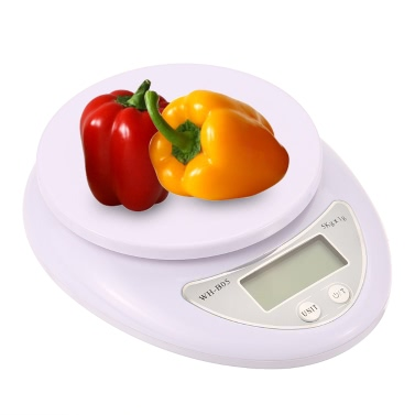 Mini Electronic Platform Scale for Kitchen Food
