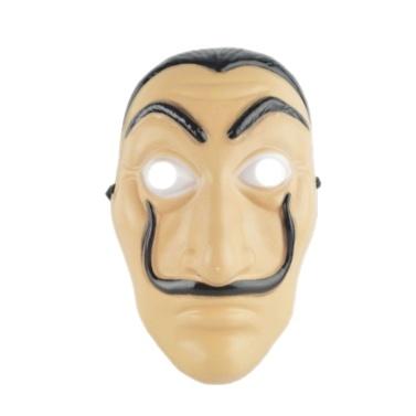 Máscara Facial La Casa De Papel Mask
