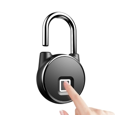 Lucchetto per impronte digitali Keyless Smart USB ricaricabile