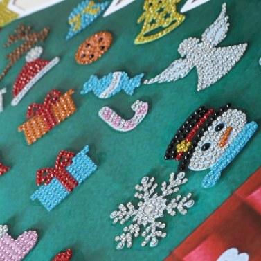 Weihnachten Windows Sticker Wandaufkleber DIY Home Decoration Weihnachtsbaum für Weihnachtsschmuck