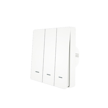 90-250V Wifi Smart Switch Wandschalter Sprachsteuerung Kompatibel mit Alexa Google Assistant APP Fernbedienung Timer Countdown-Funktion