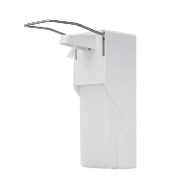 1000 ml manueller Seifenspender Wandseifendruck-Seifenspender mit großer Kapazität für das Home-Office-Restaurant