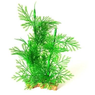12 Zoll hohe Aquarium künstliche Pflanzen