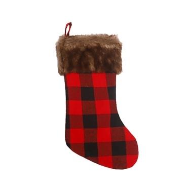 RED Christmas Stocking 18