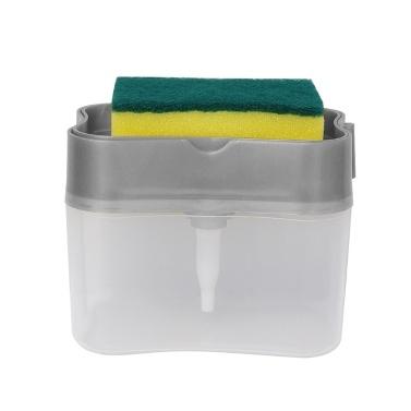 Dishwashing Soap Dispenser Sponge