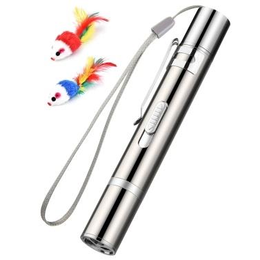 Tease Cat Pen Flashlight Toy