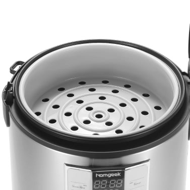 Homgeek 5L High-end Professional Rice Cooker