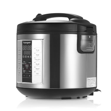 Homgeek 5L High-end Professional Rice Cooker