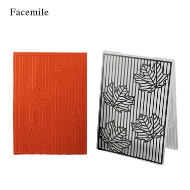 1PCS Plastic Decorative Frame Embossing Folder Template Textured Impressions Scrapbooking Card Craft Making Cake Decoration