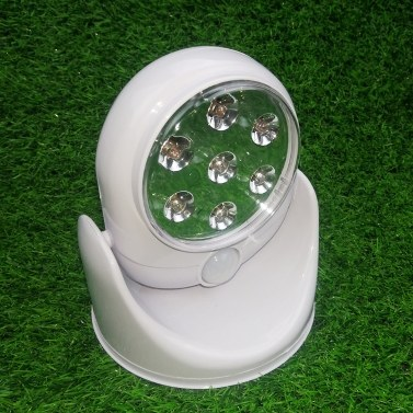 Luz de LED activada sin cuerda original del ángel atómico