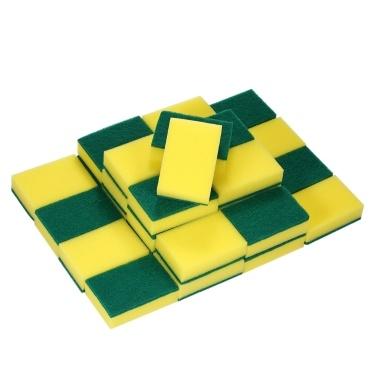Esonmus 30pcs Multi-purpose Double-faced Sponge