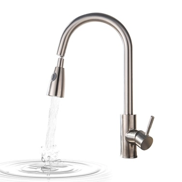 "1/2"" Sink Faucets Hoses 23 Inch Long Basin Water Tap"