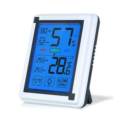 Digital Indoor Thermometer Accurate Temperature