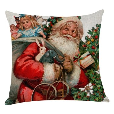 Christmas Series Cushion Kissenbezug