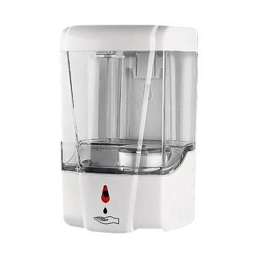 700 ml automatischer Seifenspender Wandmontierter Sensor Seifenspender IR-Sensorpumpe für Küche / Bad