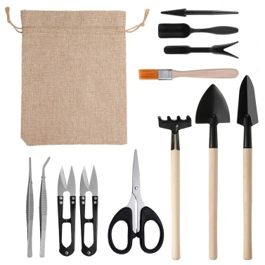 13PCS Mini Garden Planting Tool Set