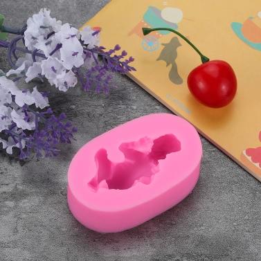 Sleeping Baby Fondant Mould Silicone Soap Chocolate Sugarcraft Baking Tool Decorating Cake Mold for Babies