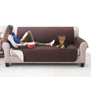 Sofa Cover Protector for Kids Dog/Cat Pets Reversible Furniture Loveseat Waterproof Seater Chair Covers(53*180CM)